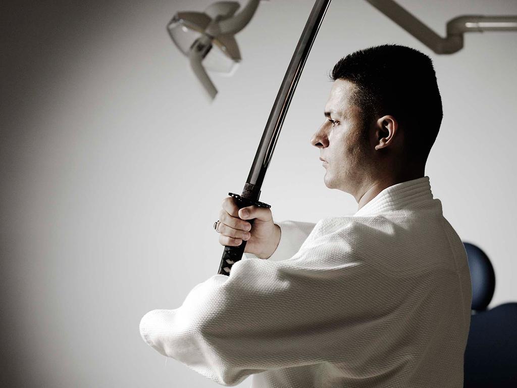 Dr. Hakan Dönmez, Aikido