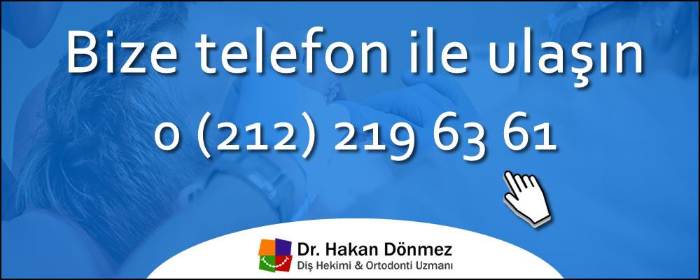 Dr. Hakan Dönmez - Telefon Numarası